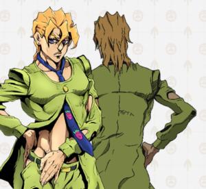ジョジョの奇妙な冒険 黄金の風 フーゴ