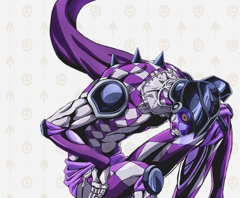 ジョジョの奇妙な冒険 黄金の風 purpleHaze