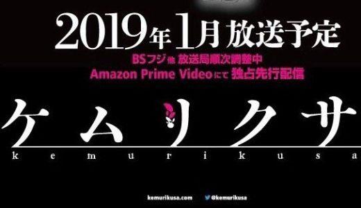 「ケムリクサ」たつき監督の最新作アニメ!あらすじ見どころをチェックしよう