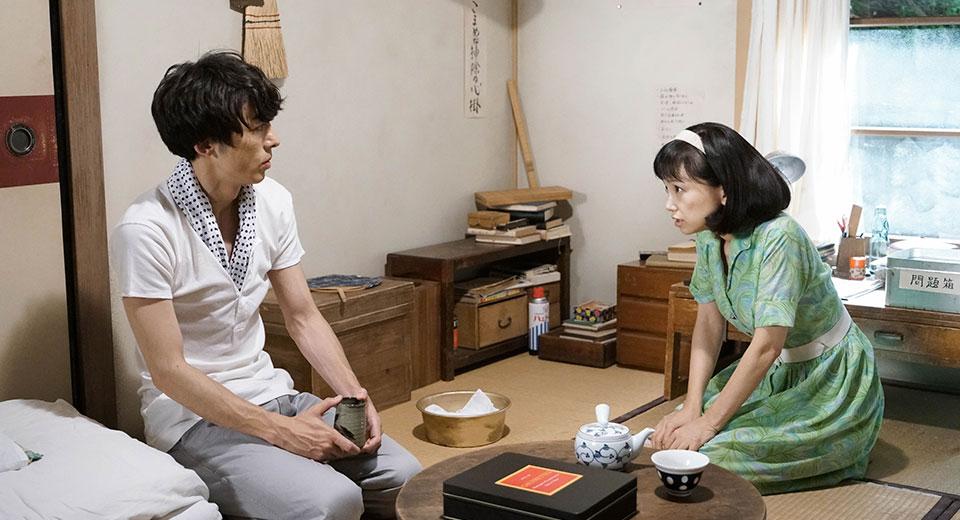 みかづきの吾郎と千明