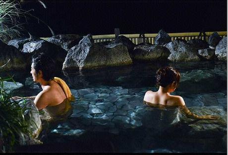 ディアシスターの入浴シーン
