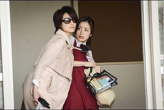 昼顔の上戸彩と吉瀬美智子