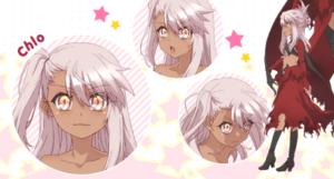 Fate/kaleid liner プリズマ☆イリヤ ツヴァイ!のクロ