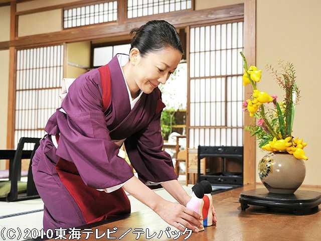 花嫁のれん 女将修行に励む奈緒子