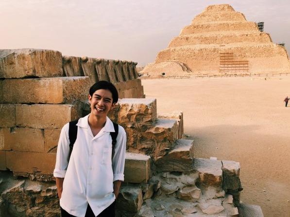 世界ふしぎ発見 エジプトにいる千葉雄大