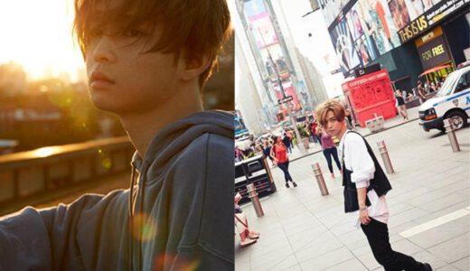 """千葉雄大、自身の希望でニューヨークで写真集「彩り」撮影。""""一度行ってみたかった""""。"""